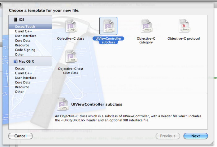 Tutorial: Using UITableView — Adding A Detail View in XCode 4 | iOS ...